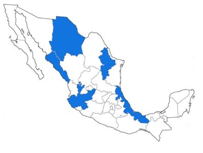 Mapa Ubicaciones